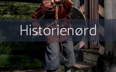 Historisk reenactment i virkeligheden, i computerspil og i VR.
